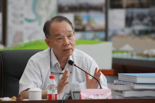 中国工程院院士、东南大学教授 王建国