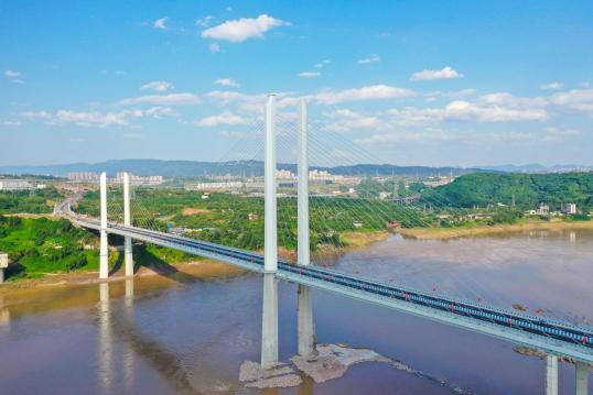 水土嘉陵江大桥