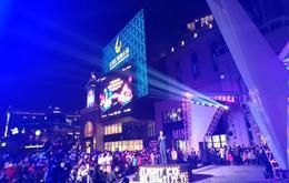 撩遍亚洲的灯光节来重庆了