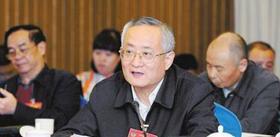徐松南主持市政协四届七十四次主席会议