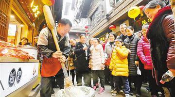 重庆都市旅游和古镇旅游人气旺