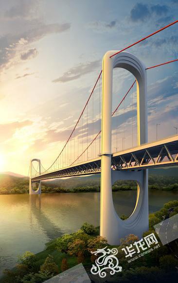 郭家沱大桥。市城乡建委提供