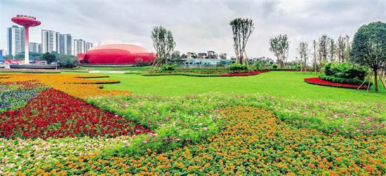 万达文旅城展示中心