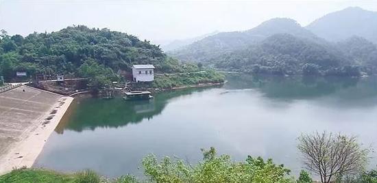 杨家沟水库