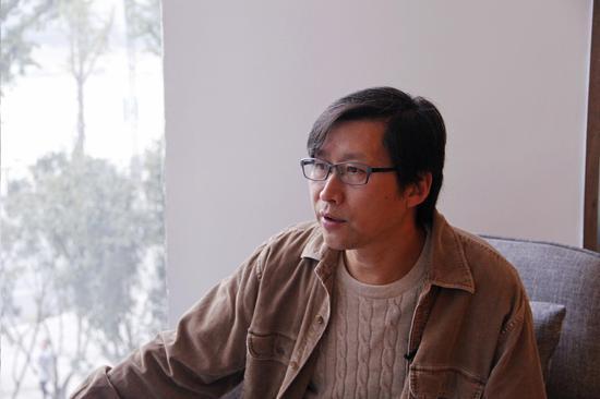 专访鲁迅文学家重庆获得者李元胜