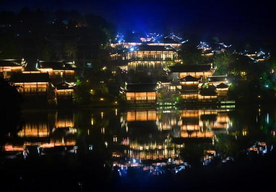 重庆夜景美出新高度!必须为这些地方打CALL