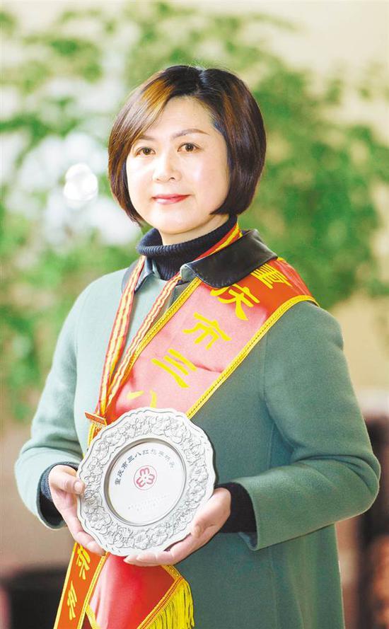 陈学彬。首席记者 崔力 摄