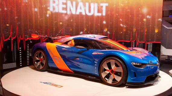 【Renault Alpine A110-50】