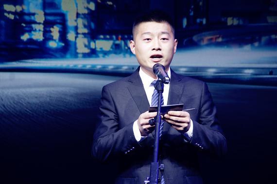 华晨汽车销售公司中华品牌西南大区重庆区区域经理 贾新元先生致辞