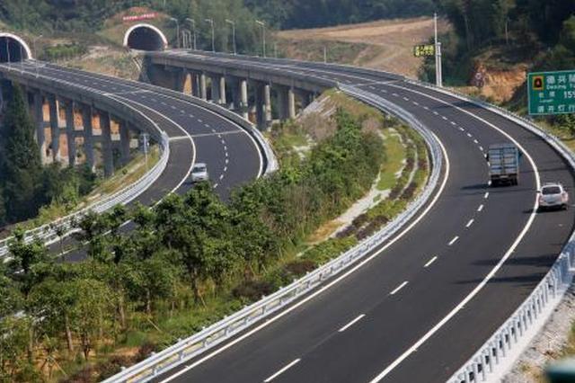 重庆又一条高速年内通车 万州到利川缩至40分钟