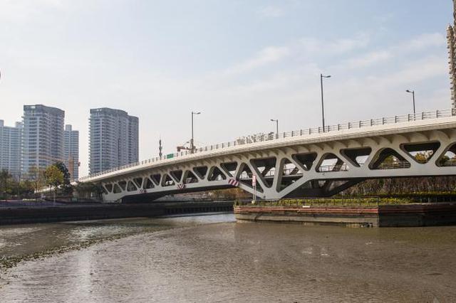 渝武高速马鞍石大桥桥梁检测 蔡家至礼嘉立交段禁行