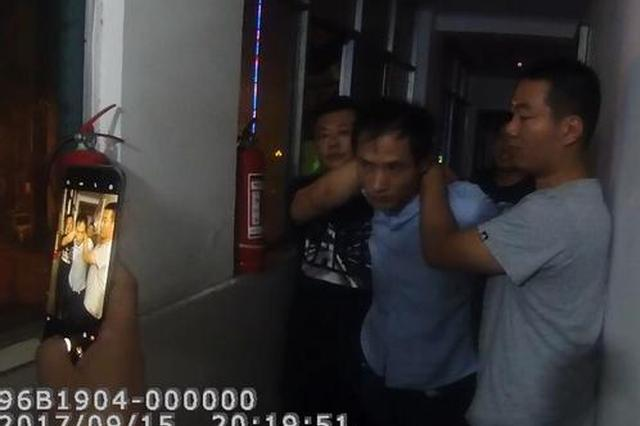 重庆女子望风男友翻窗入室 扛走200多斤保险箱