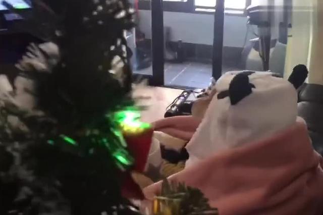你问我圣诞怎么过?这就是我的答案