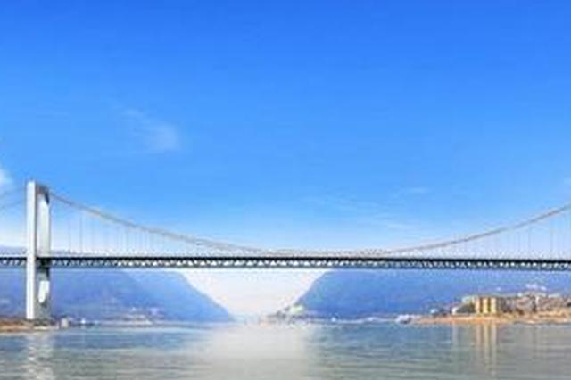 郭家沱长江大桥、朝天门大桥下层连接道春节前开工