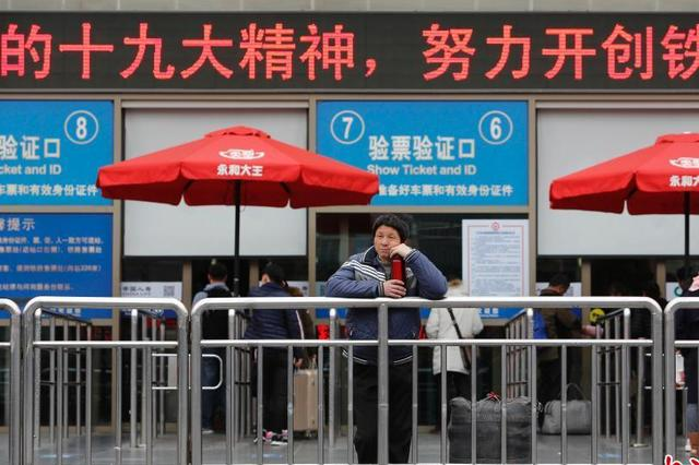 重庆往南宁桂林佛山方向加开多趟列车 加紧购票
