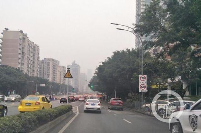 重庆主城28条路限速提升 时速最快可达80公里