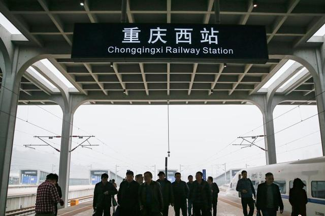 重庆西站将率先在全市公共场所运用5G技术