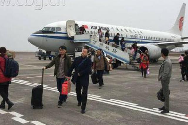 长沙—万州—银川航线开通 万州机场航线达到14条