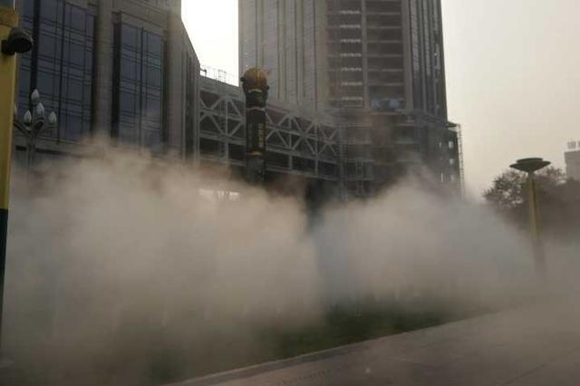 重庆主城1月扬尘整治 这10个工地违法被通报