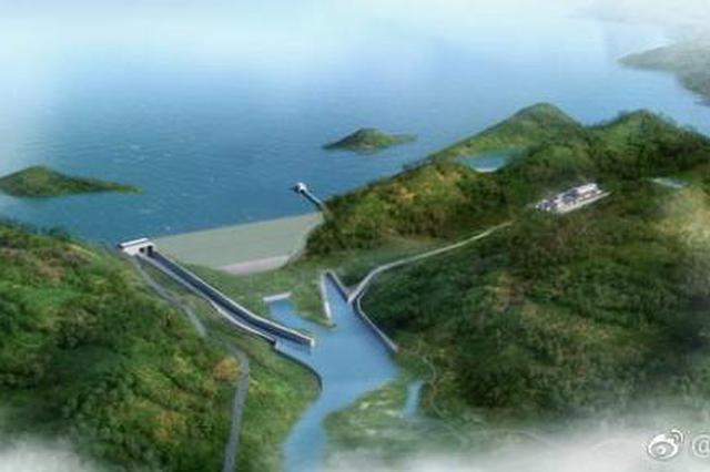 大坝填筑工作完成 巴南观景口水利枢纽工程9月蓄水