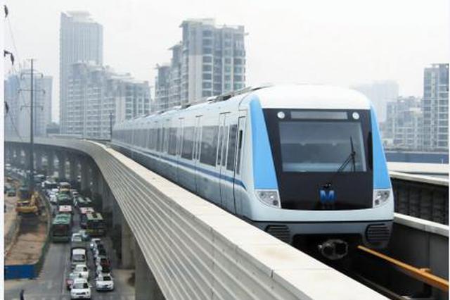 重庆5号线跳磴至江津线方案公示 计划明年建成通车