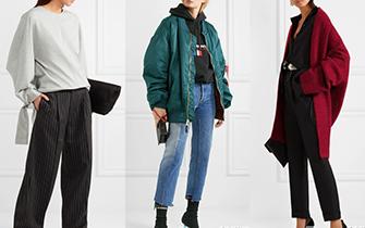 没有堆堆袖单品 别想跻身时髦行列