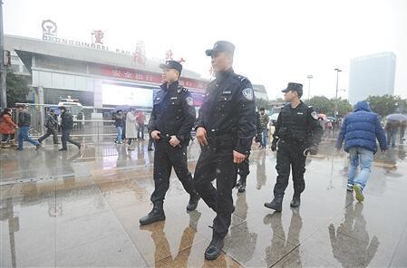 2017年度重庆市群众安全感指数达96.92% 连续五年上升