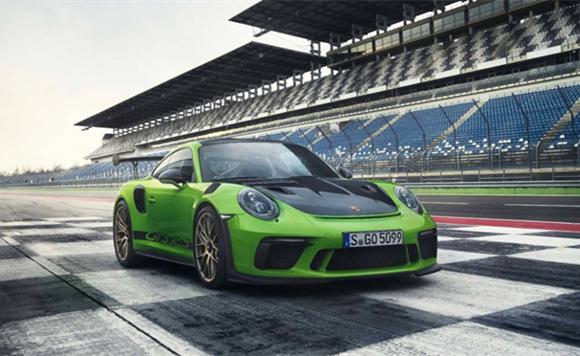 最后的自然吸气?保时捷911 GT3 RS发布