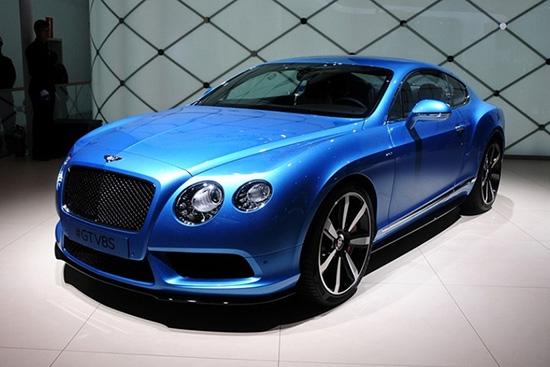 新款欧陆GT V8 S