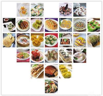 《舌尖上的中国》中让人垂涎的美食。