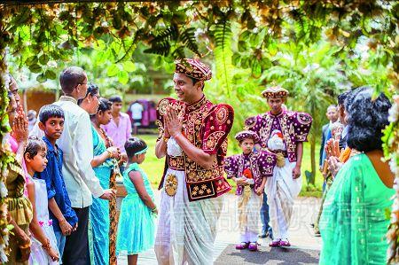 旅行和旅行者| 遇见一场纯粹的斯里兰卡婚礼