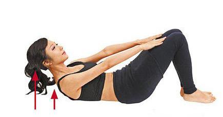 在家练瑜伽轻松减肚子