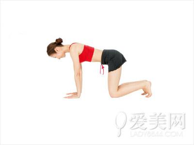 经期后是减肥黄金期 5组动作让你小一个size