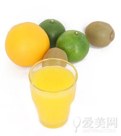 减肥新宠排毒蔬果汁 掌握技巧 喝对就靠谱