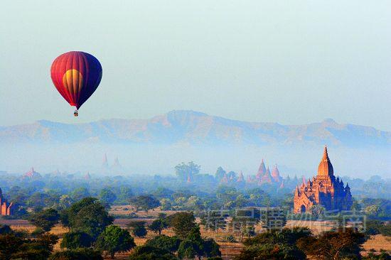没有热气球的旅行不完整