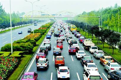 成雅高速进城堵4公里
