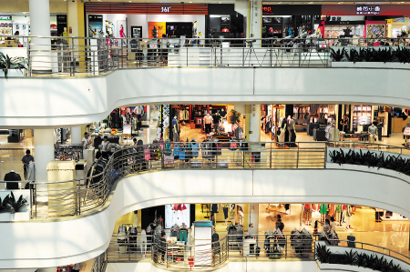 长沙传统百货开始转型奥特莱斯店或自营图片