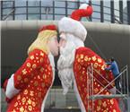 太原现接吻圣诞老人