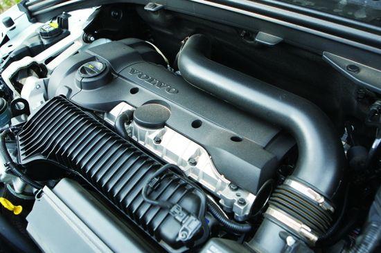 2.5升T6发动机动力充沛