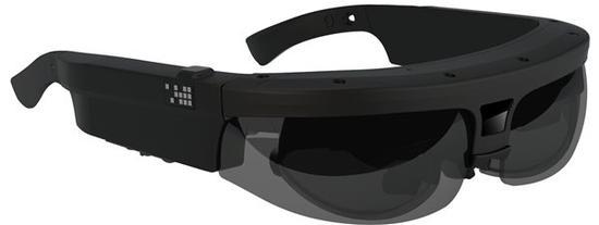 这款AR眼镜不赖:高通2.7GHz四核+128GB