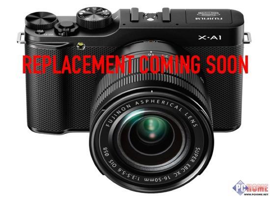 富士时尚无反相机新产品X-A2或于CP+发布