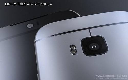 摄像头:东芝传感器 HTC M9配2070万镜头 可靠度:-金属机身帅到没图片