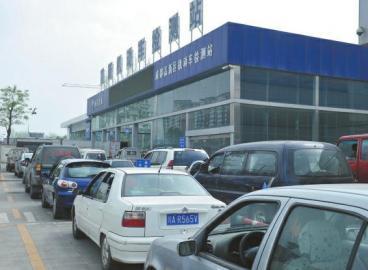 机动车�y`�K�>yJ���n�_成都机场路辅道高新机动车检测线可办理异地车辆检测.