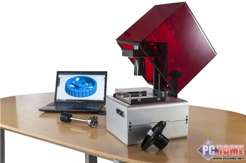 西通获2014中国3D打印优秀国产品牌亚军
