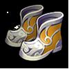 圣灵步云靴