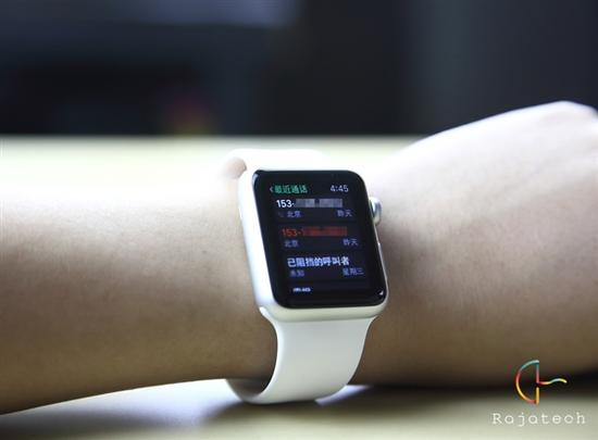 Apple Watch一天体验:不能再囧了