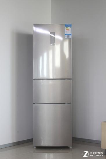 精变频云智能 美菱众筹三开门冰箱评测