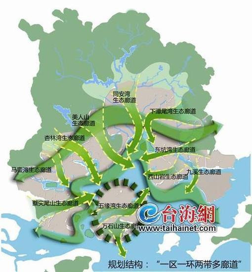 五通灯塔公园地图