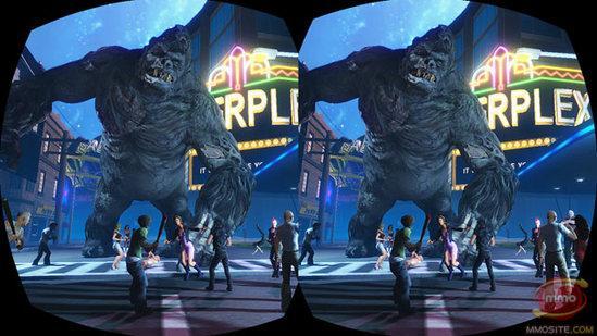 真实货币网游《安特罗皮亚世界》将支持虚拟头盔