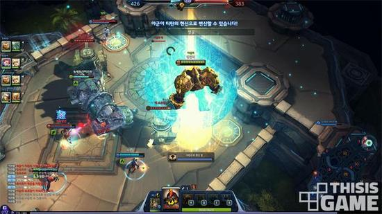 NCsoft对战网游《全职大师》韩服二测体验